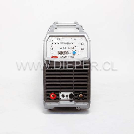 Maquina De Soldar Inverter Ac/dc Tig, Tig Pulsado Wsme-315G - Image 2
