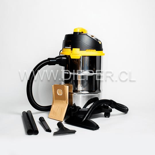 Aspiradora Stanley 30 Litros 900w. Agua Y Polvo - Image 1