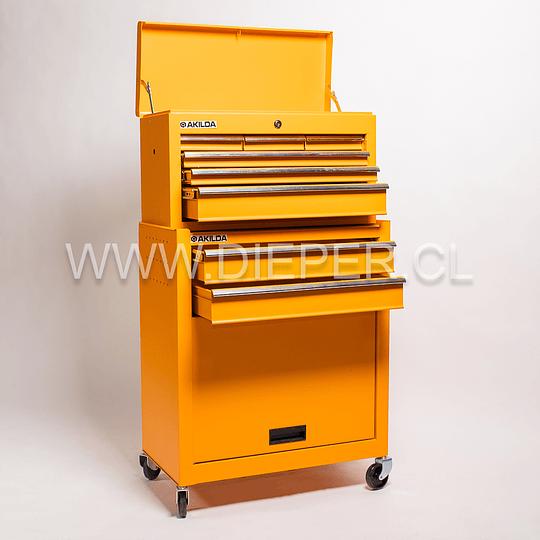Gabinete Metalico Para Herramientas 8 Cajones - Image 1