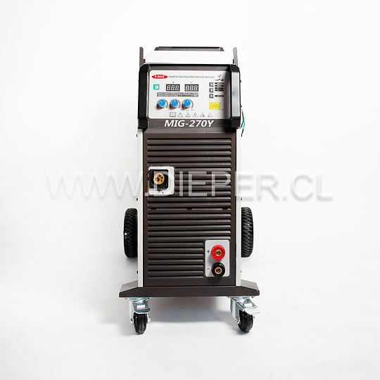 Maquina De Soldar Mig Kende 270amp Monofasica - Image 3