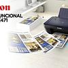 Multifuncional Canon E471 Neg