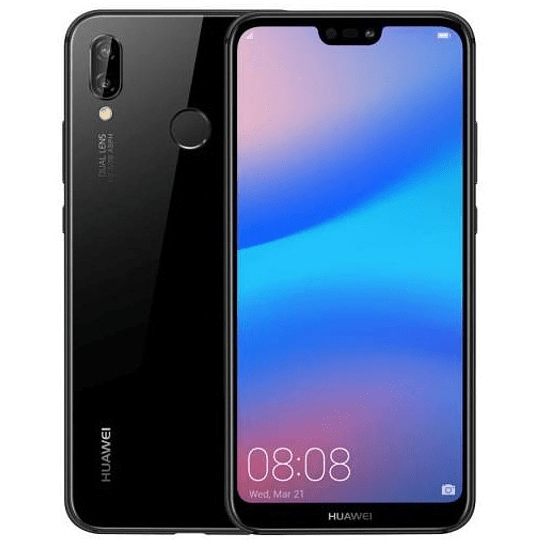 Celular Huawei P20 Lite 32gb Con Reconocimiento Facial