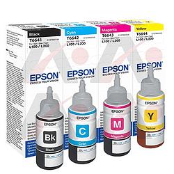 Tinta Original Para Impresora Epson