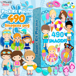 Super Pack Kit Digital Piscina