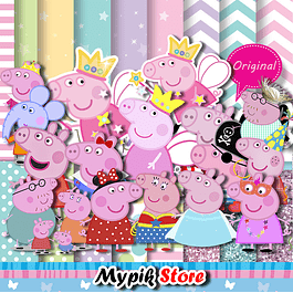 Super Kit Digital Peppa Ping Completo