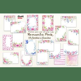 kit personalizado para imprimir  Cartões e Convites