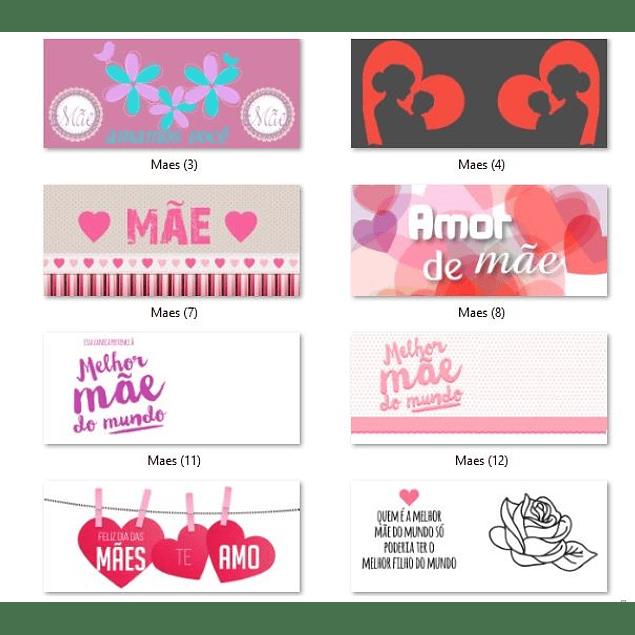 Kit Digital Día de las Madres para Tazas