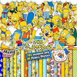 Kit Digital Os Simpsons