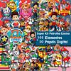Paw Patrol Digital Kit to print