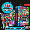 Pack Digital Among US Imagens png - Scrapbook