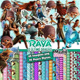 Kit Digital Raya e o Último Dragão