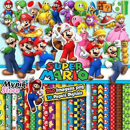 Digitales Kit Super Mario