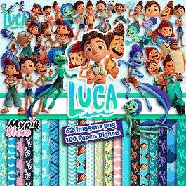 Kit Digital Disney Luca