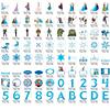 Kit digital congelado 2 - Cliparts