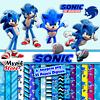 Digital Sonic Kit imágenes png y documentos digitales