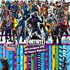 Super Kit Digital Fortnite - Scrapbook