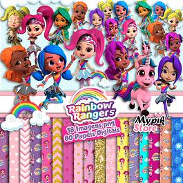 Kit Digital Rainbow Rangers