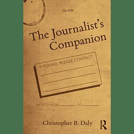 The Journalist's Companion