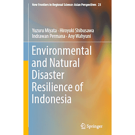 Environmental and Natural Disaster Resilience of Indonesia