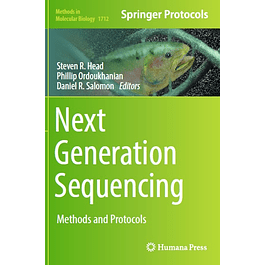 Next Generation Sequencing: Methods and Protocols