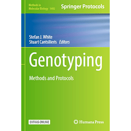Genotyping: Methods and Protocols