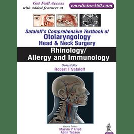 Sataloff's Comprehensive Textbook of Otolaryngology: Head & Neck Surgery: Rhinology/Allergy and Immunology