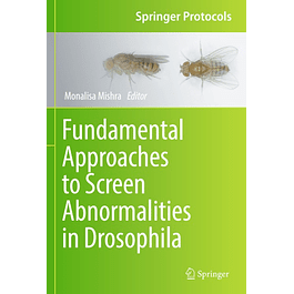 Fundamental Approaches to Screen Abnormalities in Drosophila