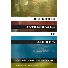 Religious Intolerance in America: A Documentary History
