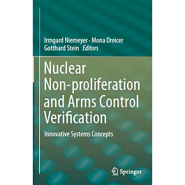 Nuclear Non-proliferation and Arms Control Verification: Innovative Systems Concepts