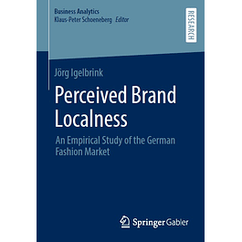 Perceived Brand Localness: An Empirical Study of the German Fashion Market