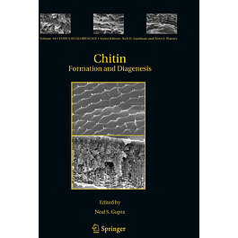 Chitin: Formation and Diagenesis