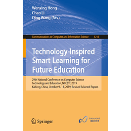 Technology-Inspired Smart Learning for Future Education