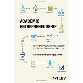 Academic Entrepreneurship: How to Bring Your Scientific Discovery to a Successful Commercial Product
