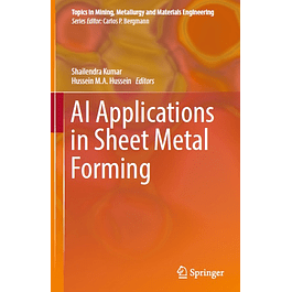 AI Applications in Sheet Metal Forming