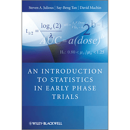 An Introduction to Statistics in Early Phase Trials
