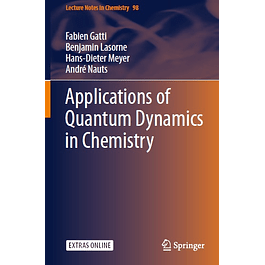 Applications of Quantum Dynamics in Chemistry