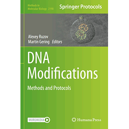 DNA Modifications: Methods and Protocols