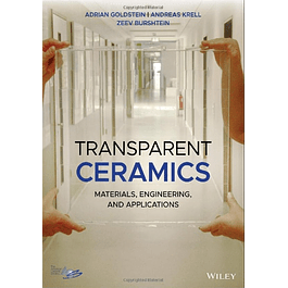 Transparent Ceramics: Materials, Engineering, and Applications
