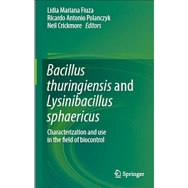 Bacillus thuringiensis and Lysinibacillus sphaericus: Characterization and use in the field of biocontrol