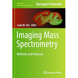 Imaging Mass Spectrometry: Methods and Protocols