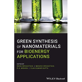 Green Synthesis of Nanomaterials for Bioenergy Applications