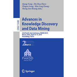Advances in Knowledge Discovery and Data Mining: 23rd Pacific-Asia Conference, PAKDD 2019, Macau, China, April 14-17, 2019, Proceedings, Part II