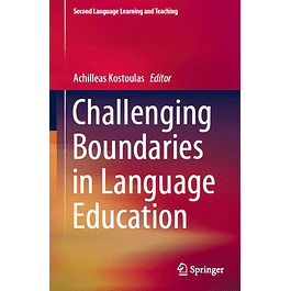 Challenging Boundaries in Language Education