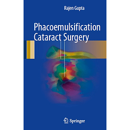 Phacoemulsification Cataract Surgery