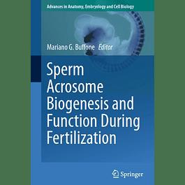 Sperm Acrosome Biogenesis and Function During Fertilization