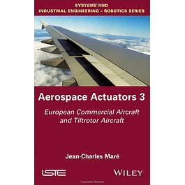 Aerospace Actuators V3: European Commercial Aircraft and Tiltrotor Aircraft