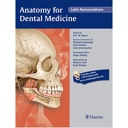 Anatomy for Dental Medicine, Latin Nomenclature