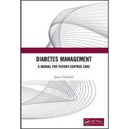 Diabetes Management: A Manual for Patient-Centred Care