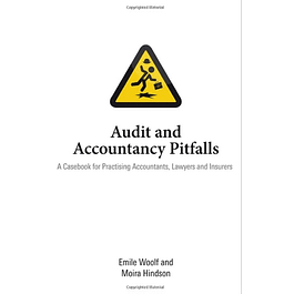Audit and Accountancy Pitfalls : A Casebook for Practising Accountants, Lawyers and Insurers