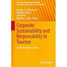 Corporate Sustainability and Responsibility in Tourism: A Transformative Concept